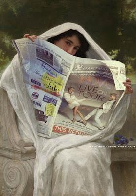 La lettura - W.A. Bouguereau