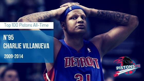 Charlie Villanueva   PistonsFR, actualité des Detroit Pistons en france