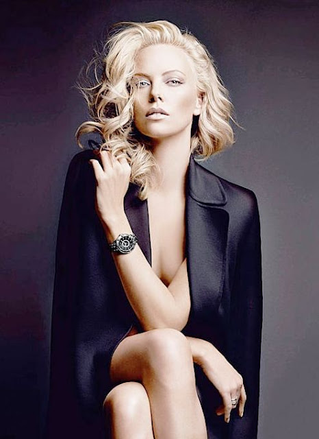 Charlize Theron. Queen