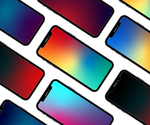 gradient wallpapers for phone