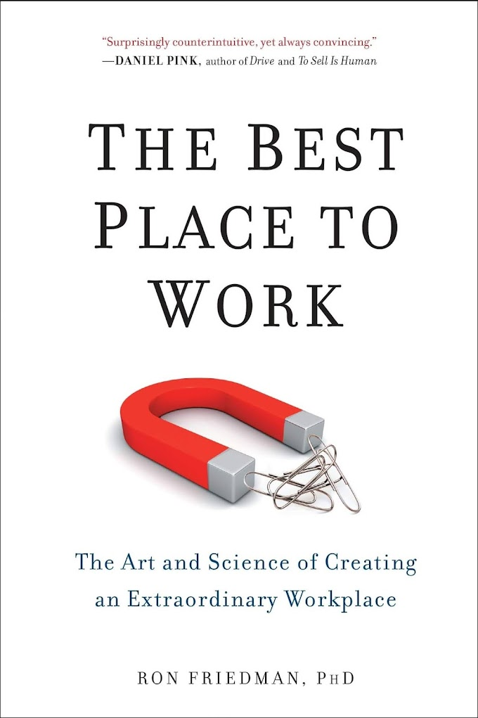 The Best Place to Work by Ron Friedman FREE Ebook Download