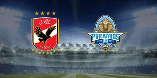 مشاهدة مباراة الأهلي وبيراميدز بث مباشر بتاريخ 06-02-2020 الدوري المصري