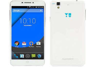 Yu Yureka Plus (White)