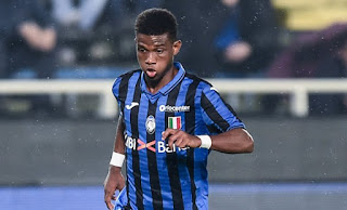 Paperwork now '99% done: Atalanta winger Amad Diallo set to complete Manchester United move