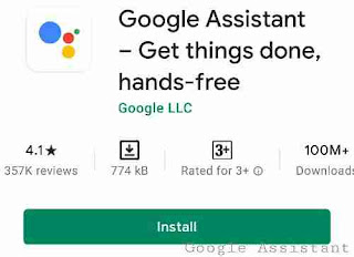 Google Assistant Download Play Store