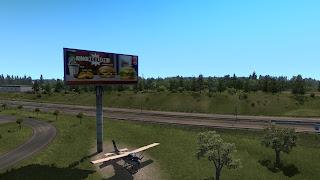 ets 2 real advertisements v1.3 screenshots, finland 1