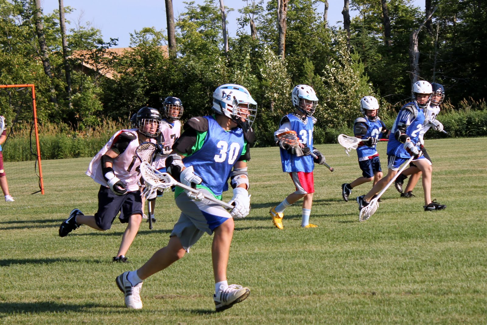 Northern Lights Lacrosse Highlights From Duluth Ymca