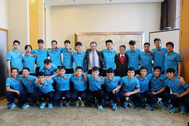 Tin HOT U23 châu Á 23/1: U23 Việt Nam và điểm tựa lịch sử 1
