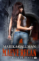 couverture du livre Rage de dents de Marika Gallman