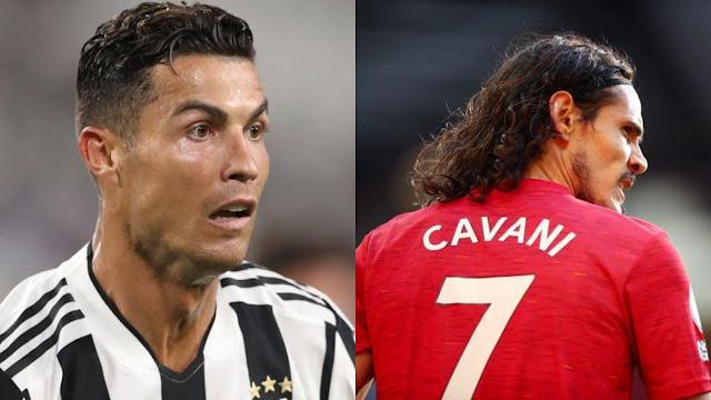 What will Cristiano Ronaldo's Man Utd shirt number be?