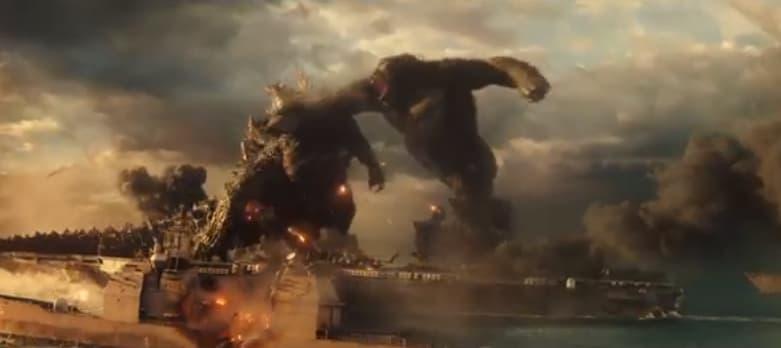 فيلم الأكشن الخيالي Godzilla vs. Kong