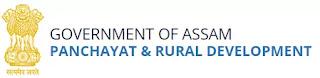 Panchayat & Rural Development(PNRD), Assam Recruitment 2021