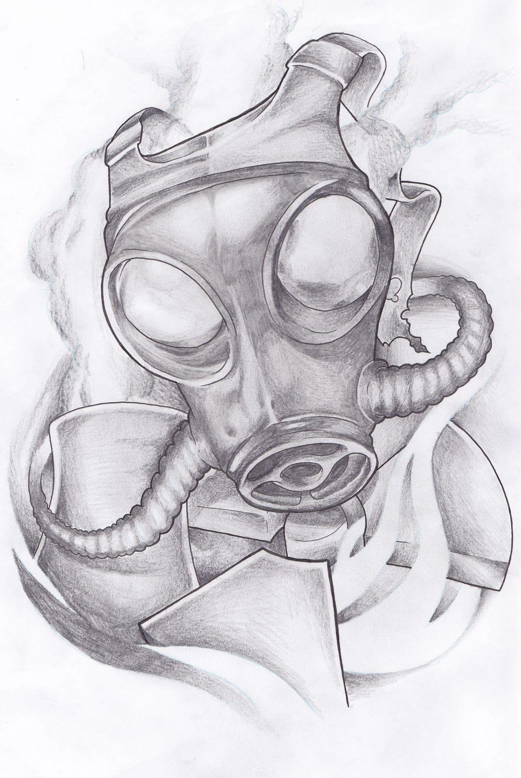 Art By: Black And Grey Illustrations