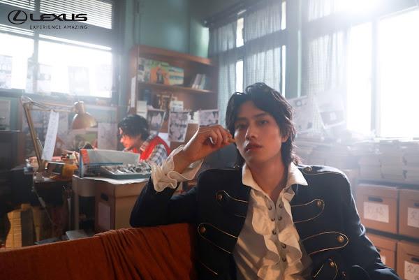 LEXUS MY FILM領路影片,由人氣導演殷振豪示範活動主題「我的Amazing我主張」