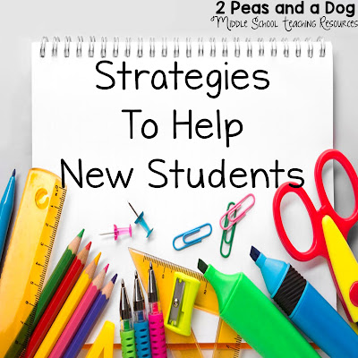 Starting at a new school after moving to a new home in a new city can be exciting, but it can also be nerve-wracking and stressful. For hundreds of thousands of students across the country, that is what any academic year has in store for them. As a teacher, there are many things you can you do to help your new students with this adjustment. Read to learn strategies for helping new students through classroom structures, welcome buddies and curriculum assessments from the 2 Peas and a Dog blog.