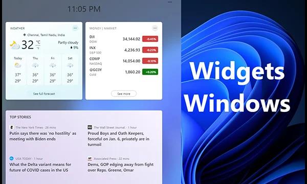Quoi de neuf dans Windows 11? Nouvelles fonctionnalités et mise à jours.