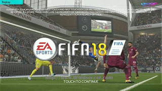 FTS Mod FIFA 18 by MILL WK Apk + Data Obb