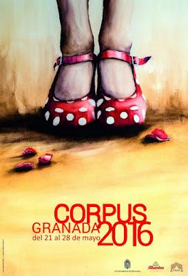 Fiestas del Corpus de Granada 2016 - Pablo García Ávila