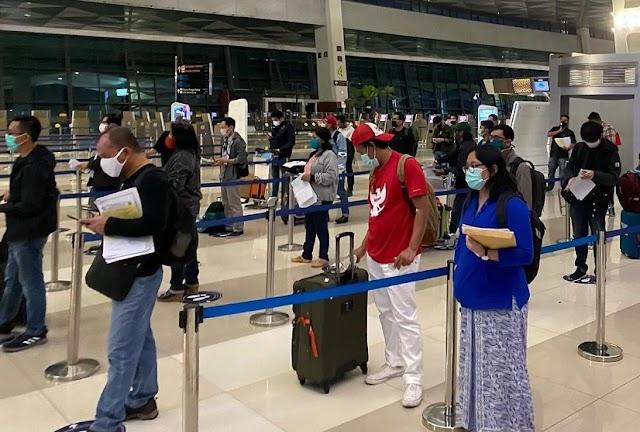 Pembatasan Penerbangan Di Bandara Diperpanjang Hingga 7 Juni 2020