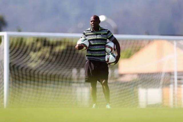 I'm good enough to be Super Eagles head coach-Emmanuel Amuneke