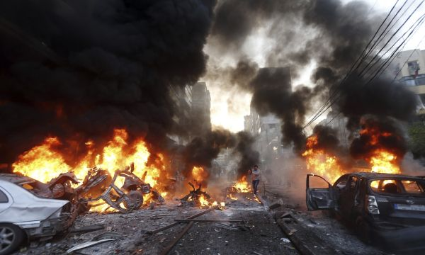 Properties Worth Millions Destroyed As Explosion Rocks Lagos (Video)