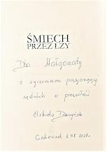 Dedykacja od Elżbiety Draczyńskiej