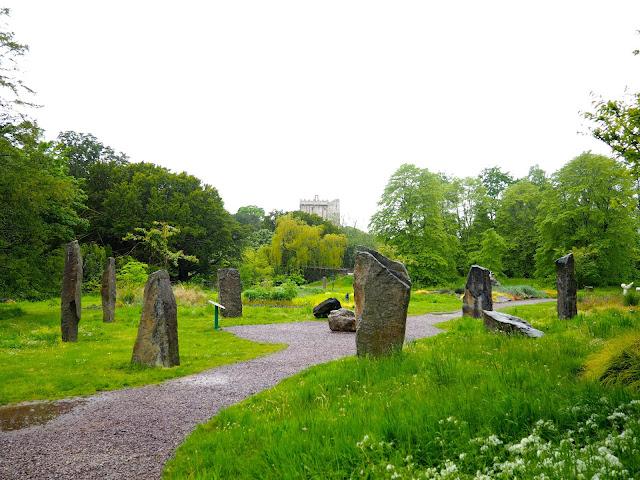 Seven Sisters, Blarney Castle, County Cork, Ireland