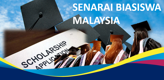 Senarai biasiswa di Malaysia