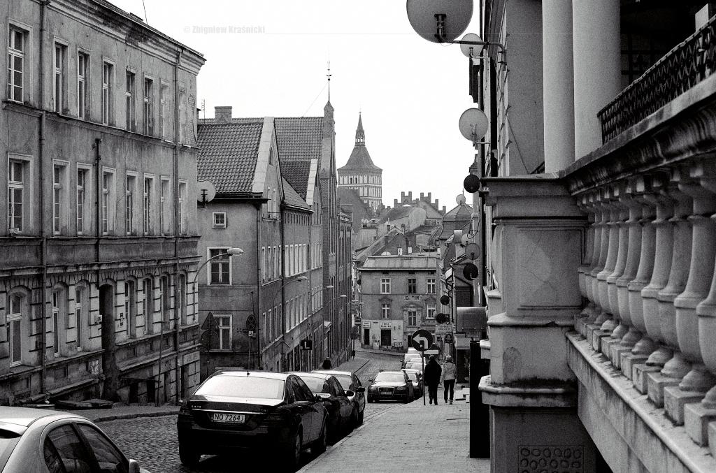 Olsztyńskie kamienice, ul. Marii Skłodowskiej-Curie