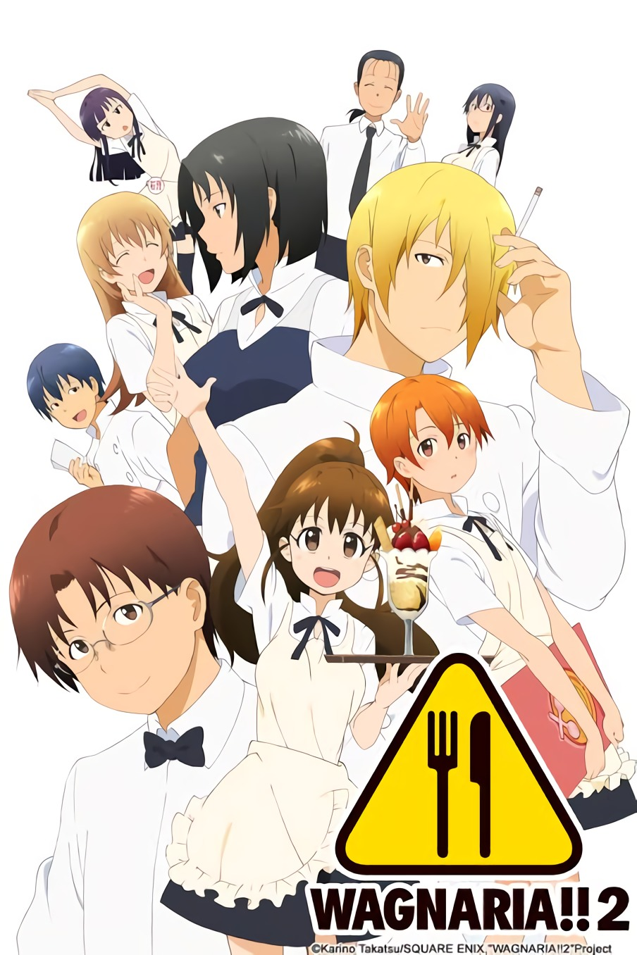 Working'!! S2 Batch Subtitle Indonesia