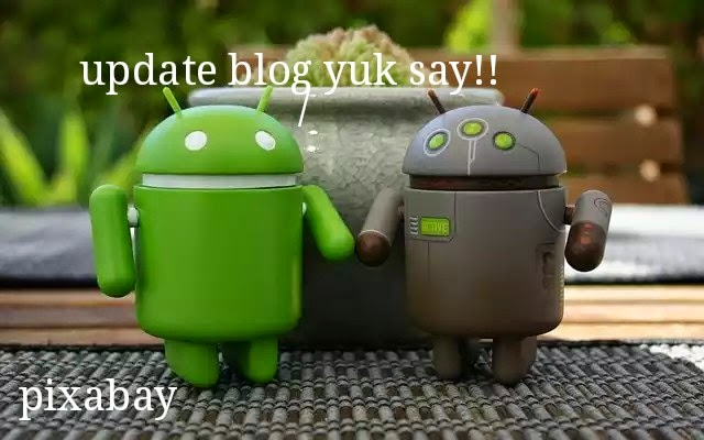 android, update, blog, mas, hendra