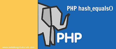 PHP hash_equals() Function