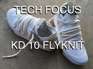 best service ef701 a6eef Tech Focus: Nike KD 10 Flyknit | Fresh Pair PH