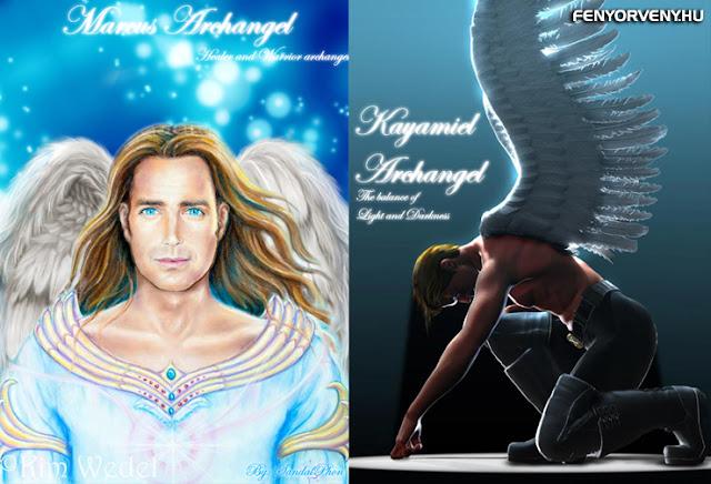 Angyali történetek I.  - Marcus és Kayamiel arkangyalok