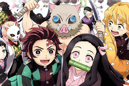 Demon Slayer: Kimetsu no Yaiba Manga is Coming to an End in May 2020
