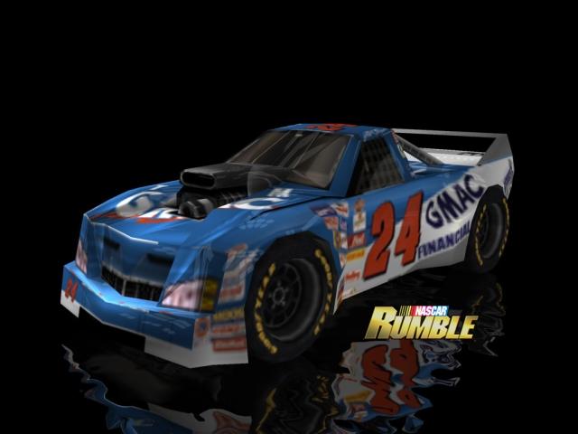 Ixtapaluca Informa.: Nascar Rumble Racing Portable (PSX Descarga)
