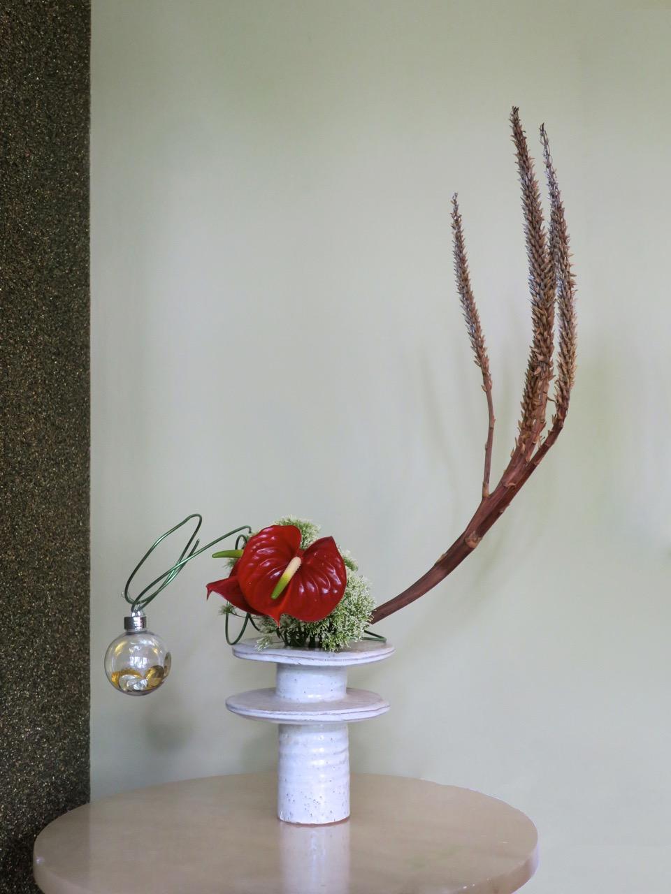 Roadside Ikebana Ikebana At Home Margarets House