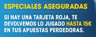 william hill promocion 15 euros Atletico vs Real Madrid 10 mayo