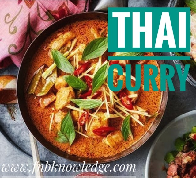 Thai Curry Recipe and Curry Cooking Guide