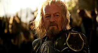 Théoden (Bernard Hill)
