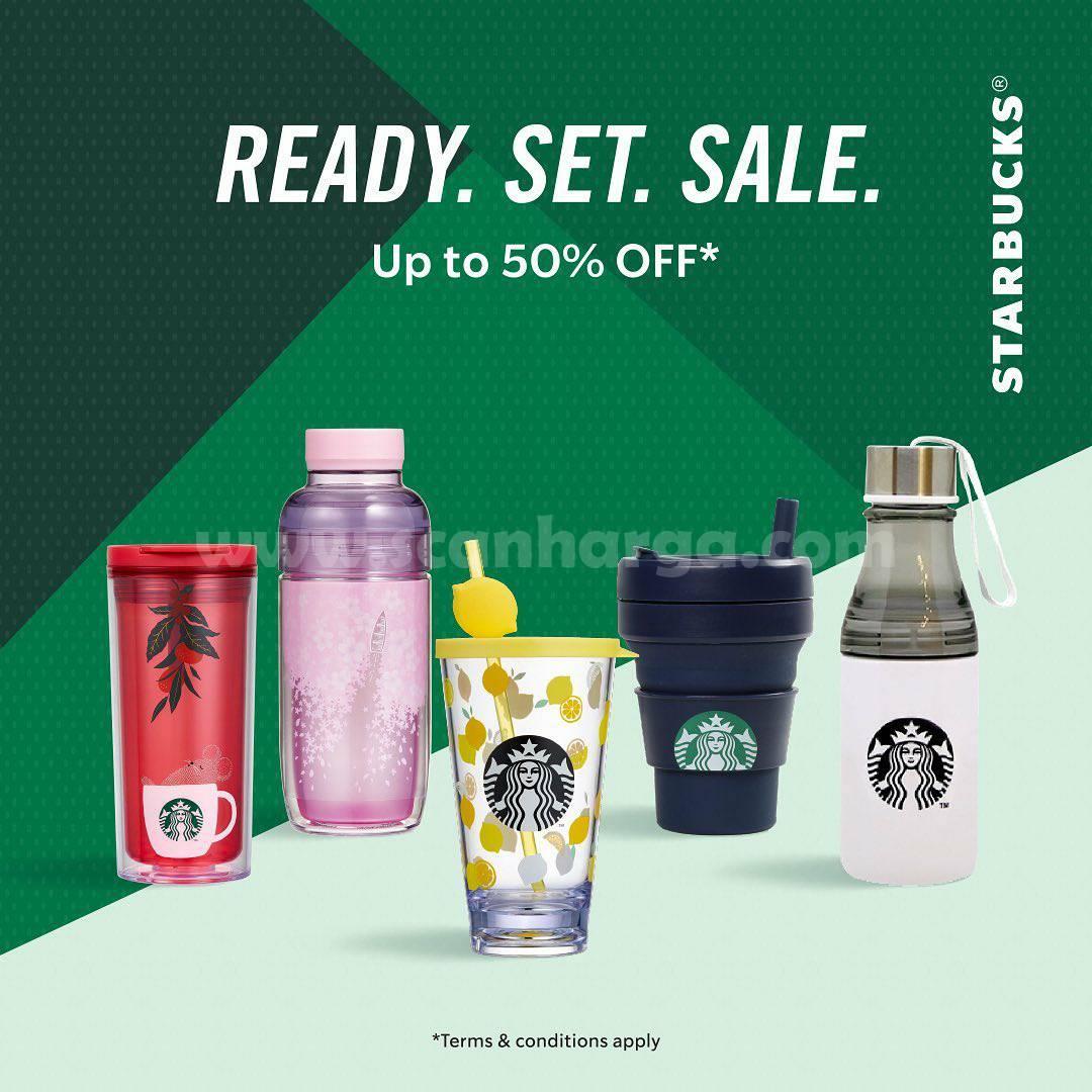 Promo Starbucks Tumbler Merchandise Official Discount 50 Off