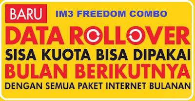 Indosat Im3 Freedom Data Rollover 2017