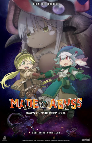 Made in Abyss: Dawn of the Deep Soul (BRRip 720p Dual Latino / Japones) (2020)