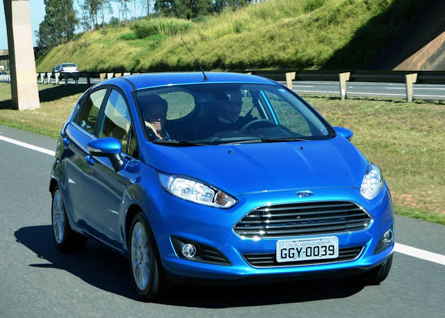 Ford Fiesta Powershift 2017