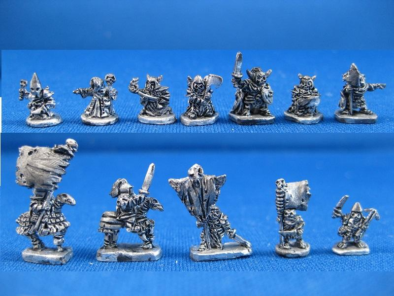 Tabletop Fix: Microworld Games - New 6mm Undead