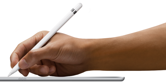 Apple's New Patents: New Patent Suggests Apple Maybe Planning To Bring Apple Pencil To One Of Its Future iPhones
