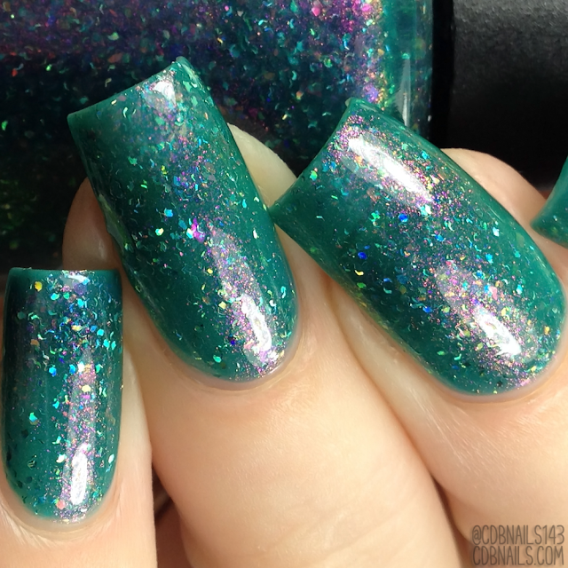 Supernatural Lacquer-Party Ghoul