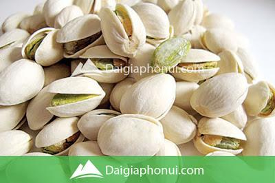 Hạt Dẻ Cười - Pistachios - Dai Gia Pho Nui