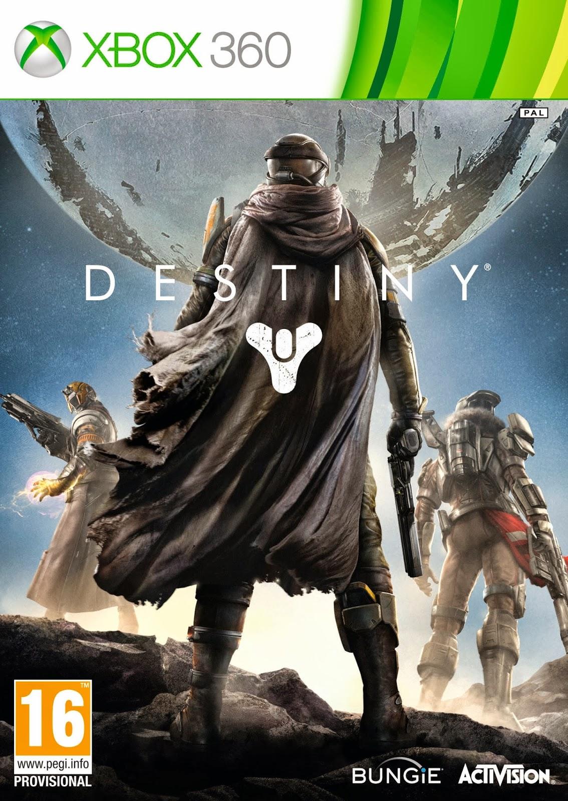 Destiny Xbox 360 Espanol