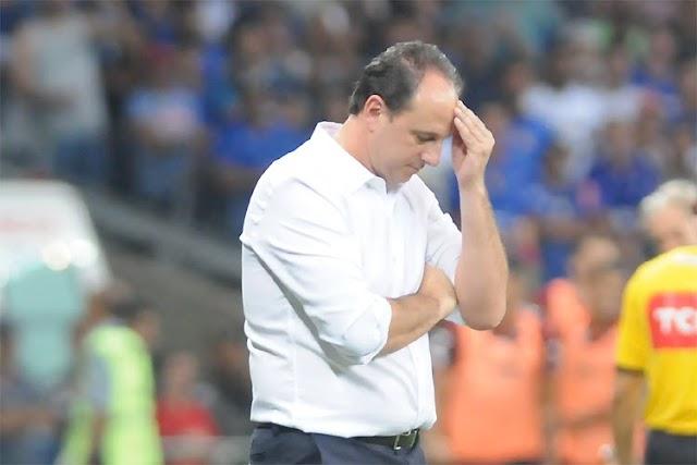 Rogério Ceni não escuta Pagode 90